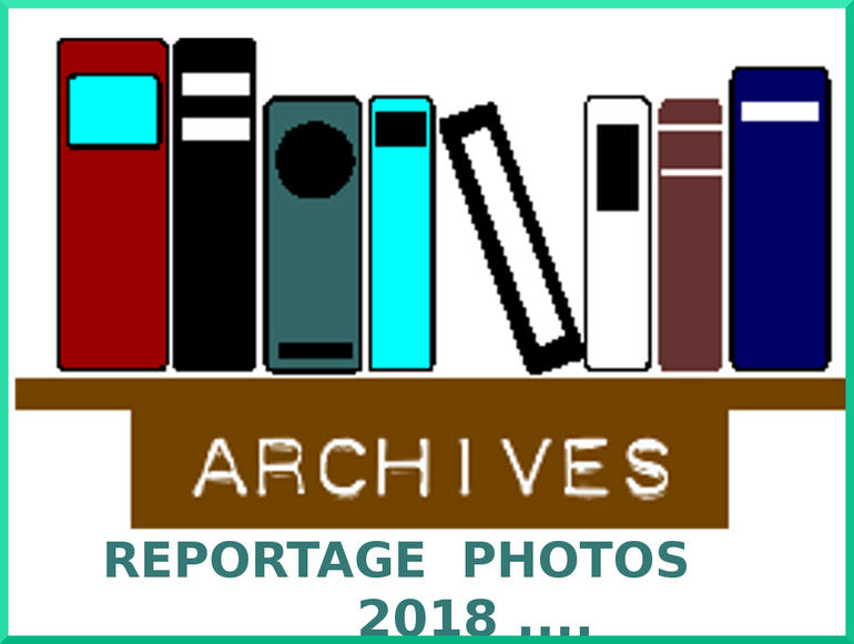 ARCHIVES: ReportagePHOTOS 2018